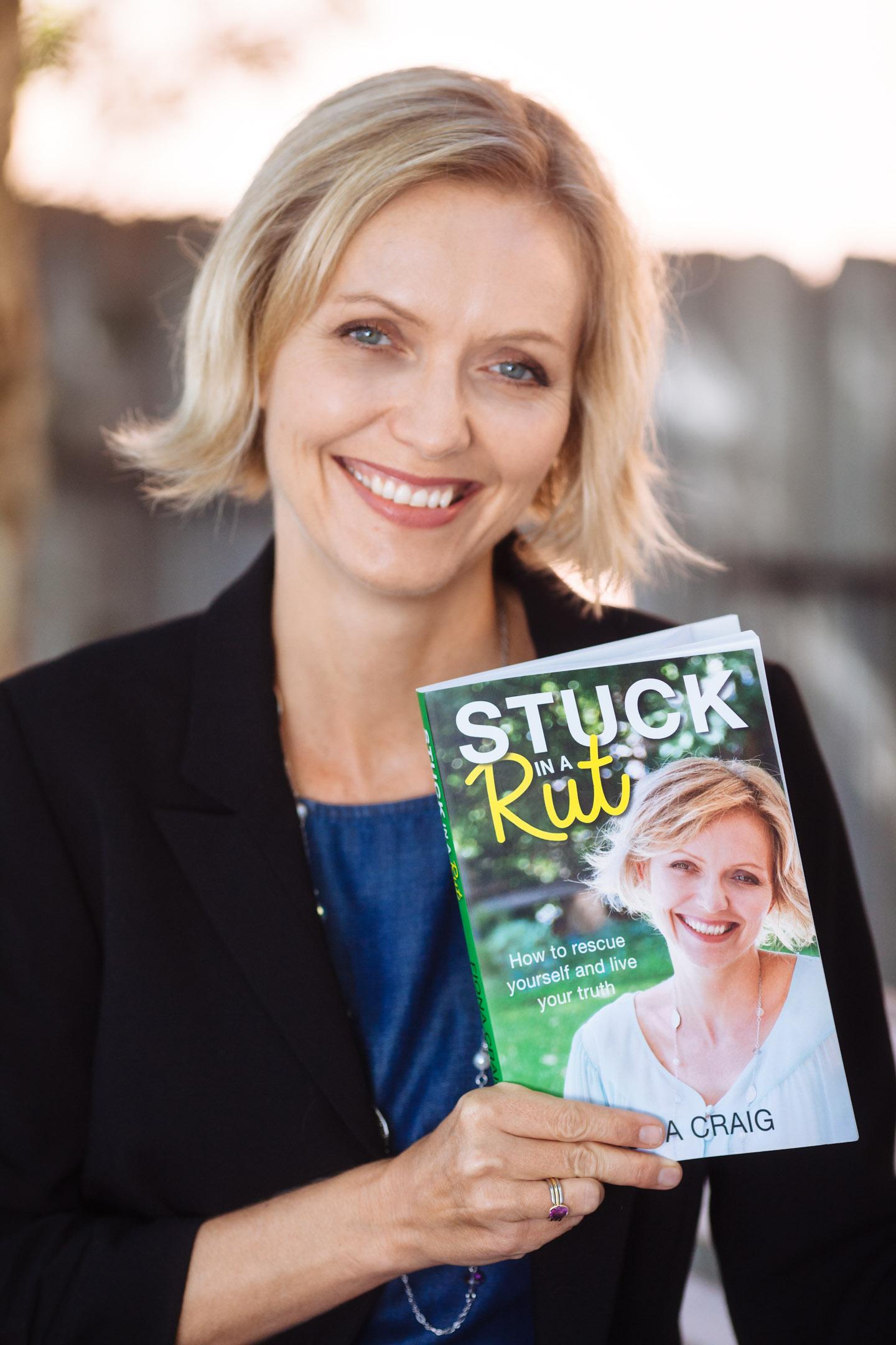 life coach sydney, stuck in a rut, Fiona Craig
