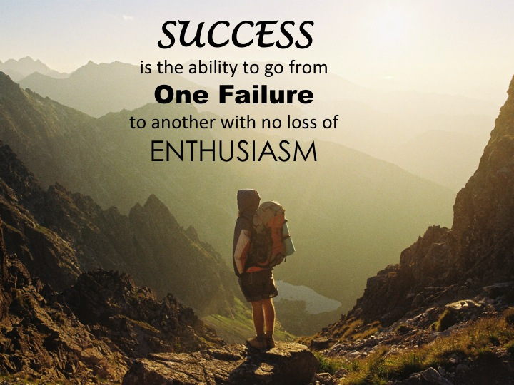 Is Failure The Key To Success?