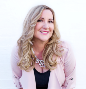 business coach Kym Mulcahy