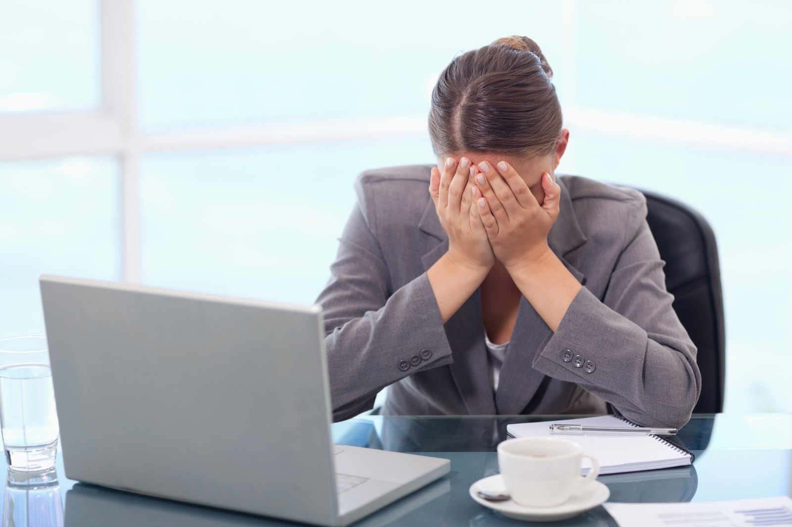 Crying At Work: How To Deal With It