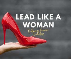 tickets to embrace feminine leadership
